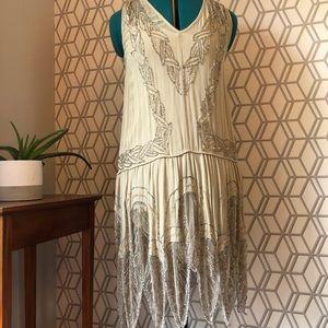 Beautiful Stories NWT beaded dress